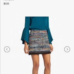 Milly ✨NWT✨ Plaid Skirt